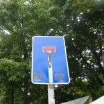 Clet in Berlin
